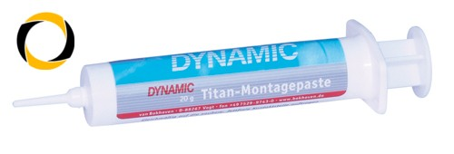 Dynamic Titan Montagepaste Spritze 20 g